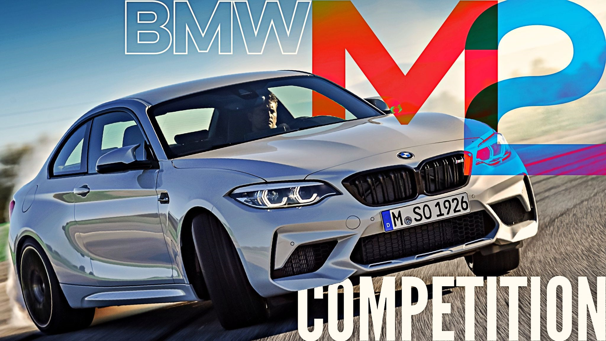 BMW Unveils Harder, Faster 302kW M2 Competition
