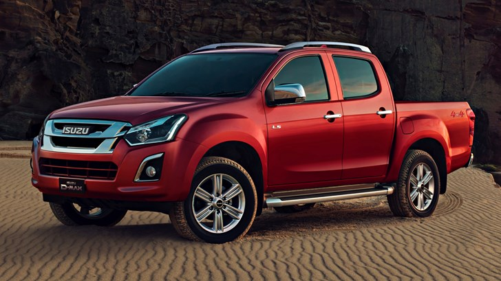 Isuzu Mux 2018 Price Philippines >> News - Isuzu Ute Revises D-Max, MU-X For 2018