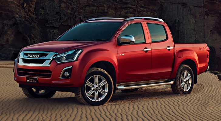 isuzu d-max - latest prices, best deals, specifications, news and