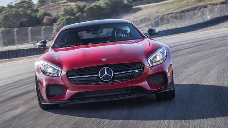 Mercedes-AMG's New Model Aimed At Porsche Cayman