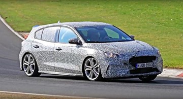2019 Ford Focus ST Will Use 2.3-litre EcoBoost