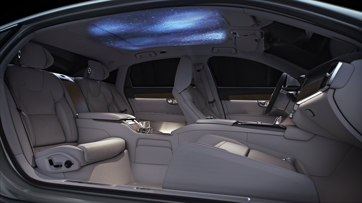 2018 Volvo S90 Ambience Concept – '18 Auto China