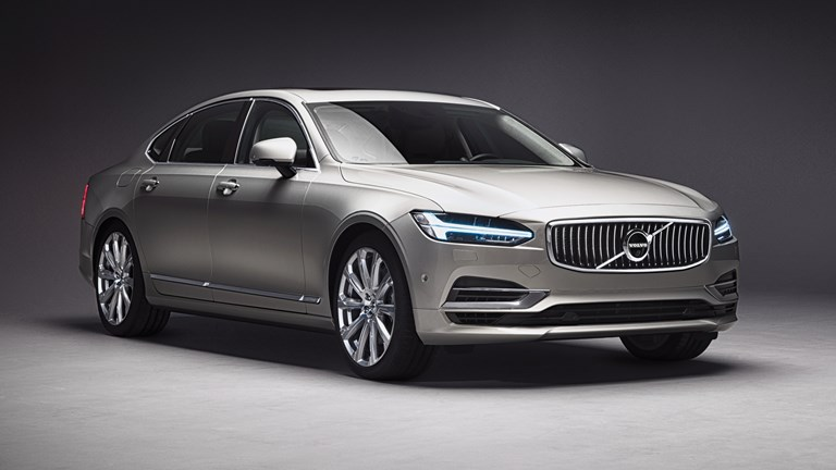 Volvo Explores Immersive Luxury With S90 Ambience Concept