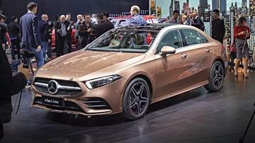 Mercedes-Benz A-Class L Builds On Hatch's Strength