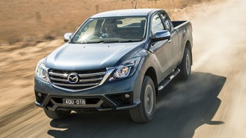 Mazda Details Facelifted AU-Specific BT-50 For 2018