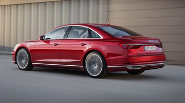Upcoming Audi S8 To Use 400kW V8 From Panamera Turbo