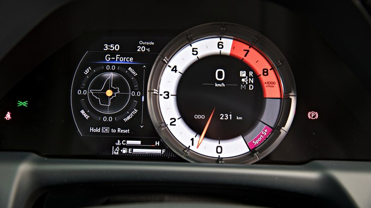 2018 Lexus LS500 F-Sport