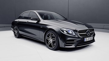 Mercedes-Benz' W213 E-Class Updated, Due In Q4 2018