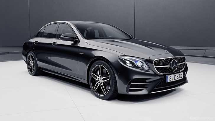 6ea69fd67d191a News - Mercedes-Benz  W213 E-Class Updated