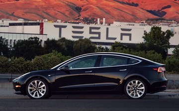 2018 Tesla Motors - Various