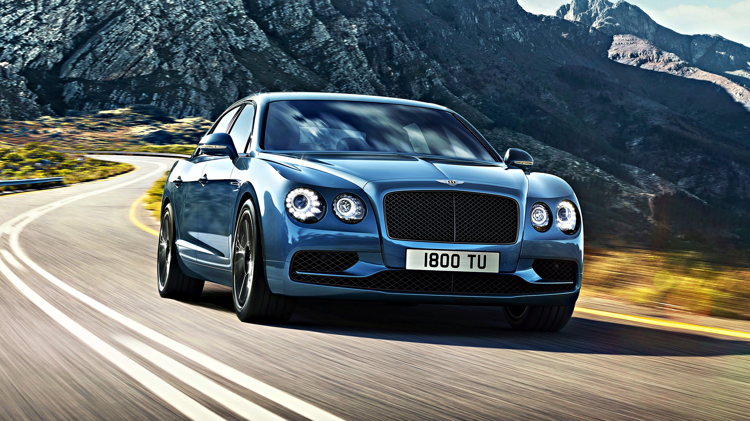 News 2019 Bentley Flying Spur May Get Electrified