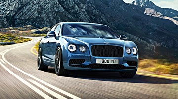 2019 Bentley Flying Spur May Get Electrified