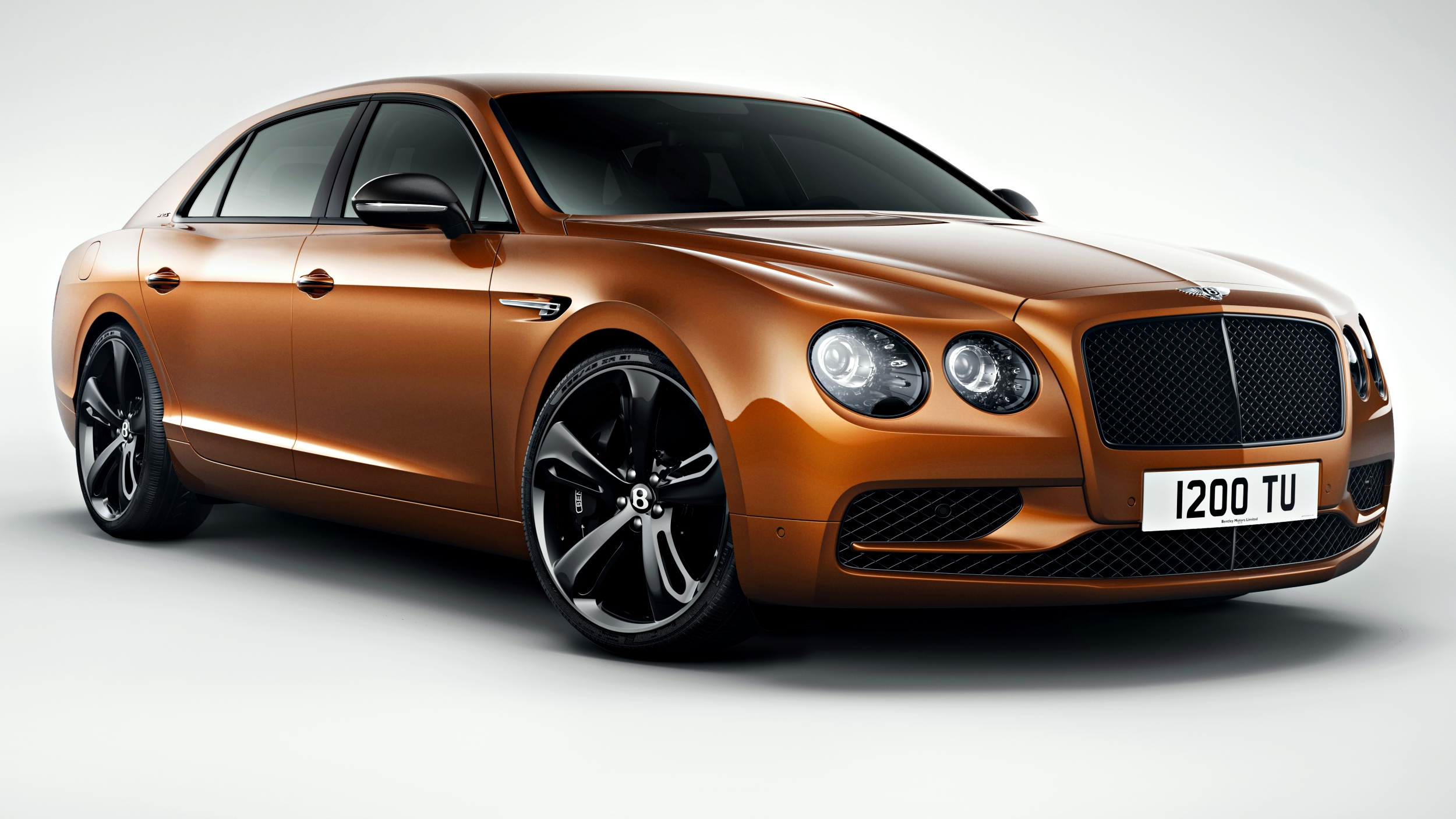 News - 2019 Bentley Flying Spur PHEV Outed With 2.9-V6 ...