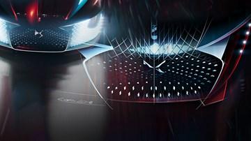 2018 DS X E-Tence Concept –'18 Auto China