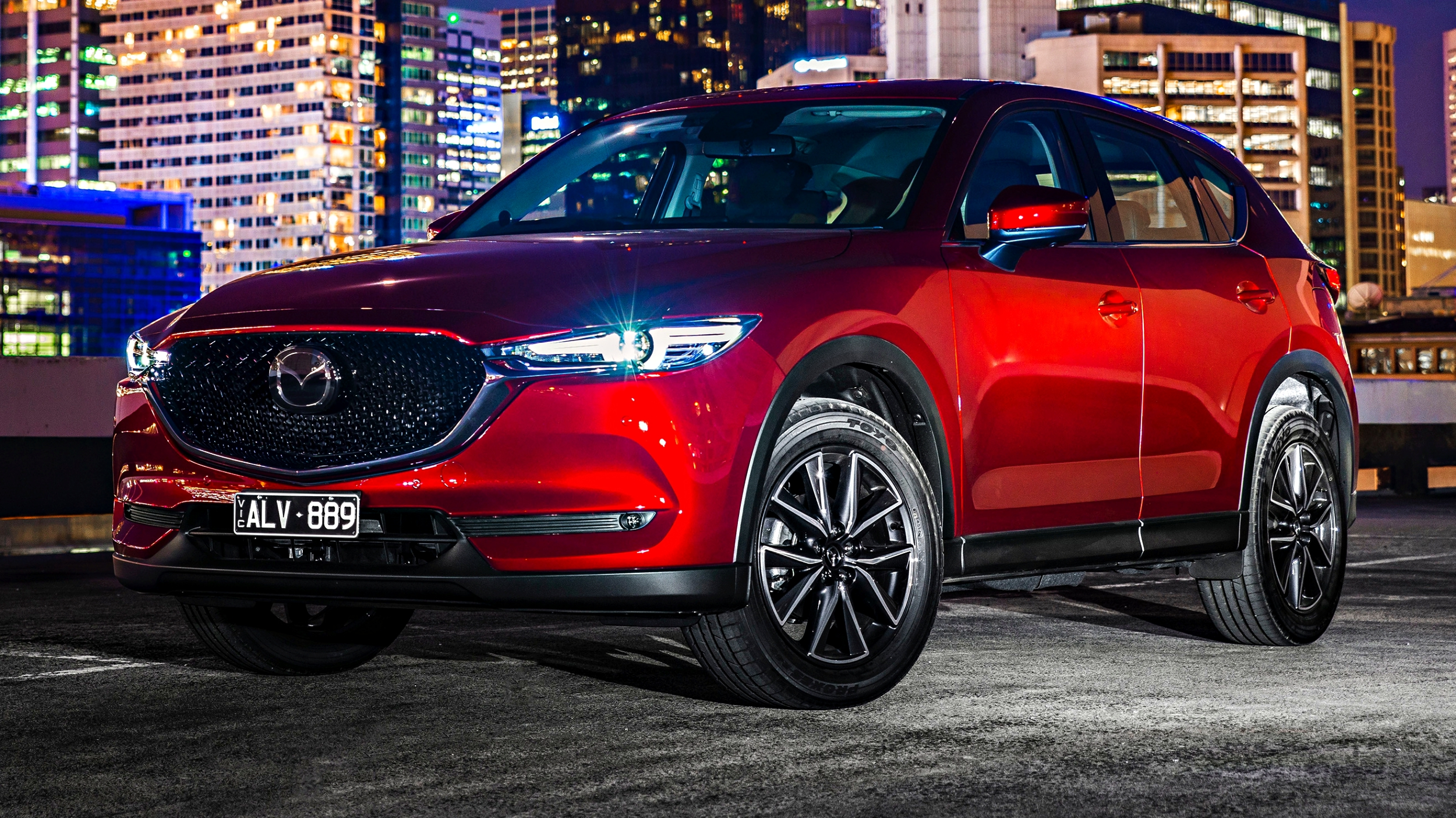 news mazda adds value tech to 2018 cx 5 range. Black Bedroom Furniture Sets. Home Design Ideas