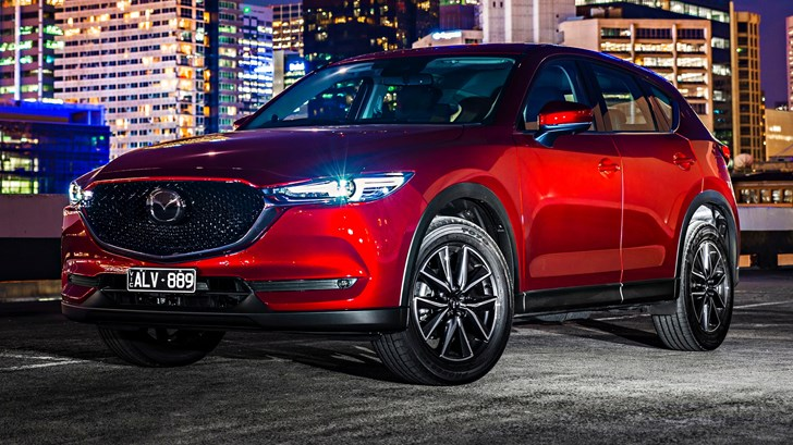 Mazda Adds Value, Tech To CX-5 Range– Gallery