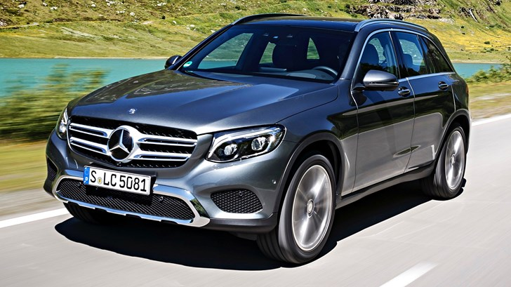 Mercedes-Benz Fields GLC200 – Gallery