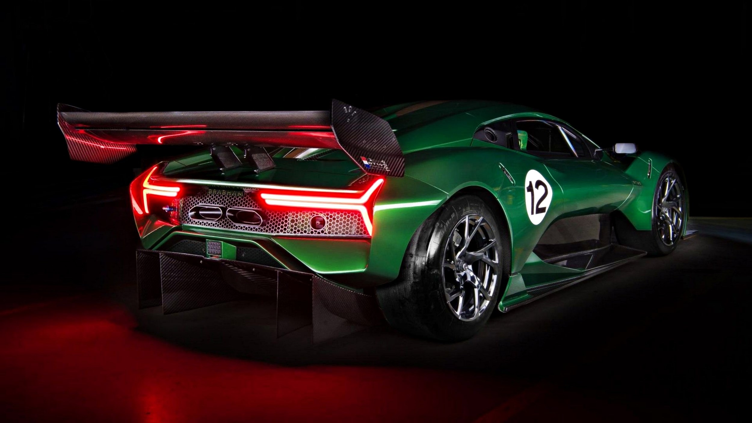 Brabham BT62 Track-Monster Is So Very Aussie Thumbnail