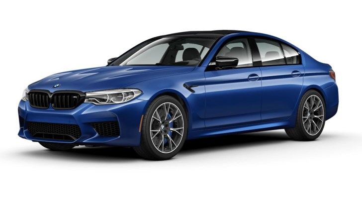 BMW's All-New M5 Competition Package, Details Leaked