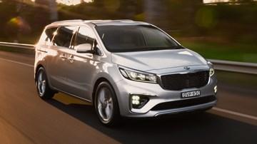 Kia Australia Reveals Leaner Carnival For 2018