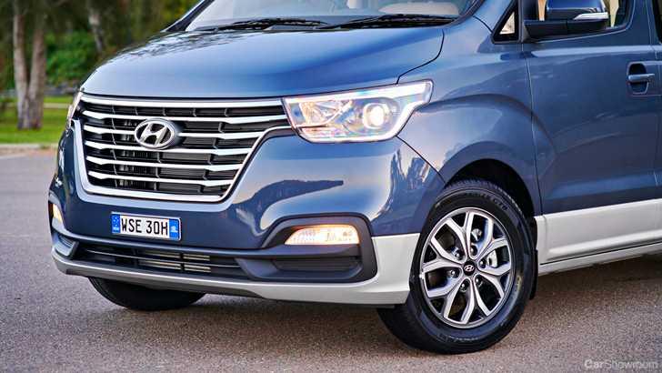 News 2019 Hyundai Imax Iload Get New Face Price Drop