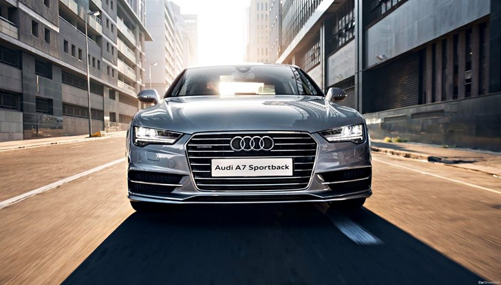 Audi A6, A7 Deliveries Halted, Defeat Devices Suspected