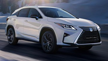 2019 Lexus RX450h Crafted