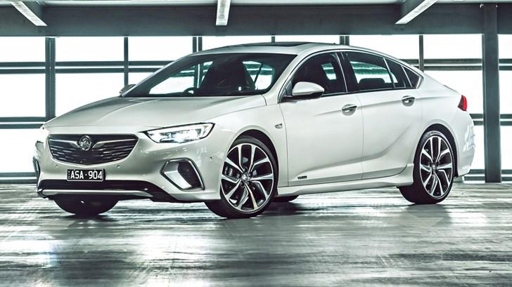 Holden's 'VXR' To Live On Under PSA– Gallery