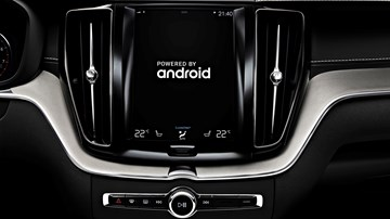 Volvo's Next Sensus System To Be Built Off Android