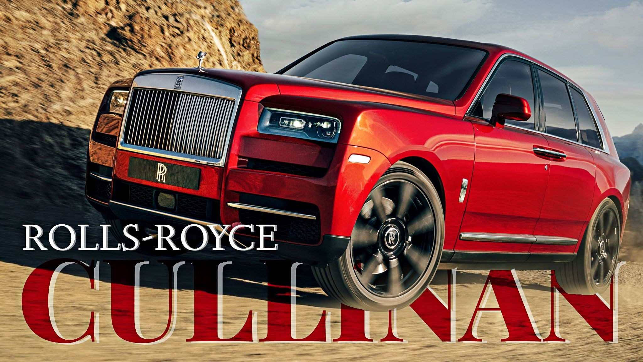 2019 Rolls-Royce Cullinan Takes Luxury Everywhere