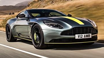 2018 Aston Martin DB11 V12 AMR