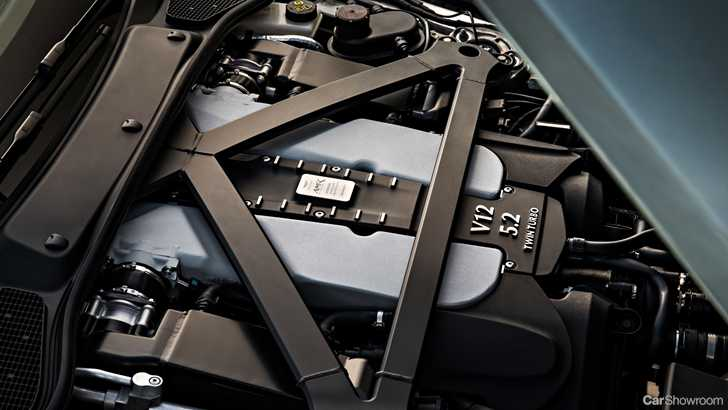 News Aston Martin Reveals Db11 Amr The Performance Flagship