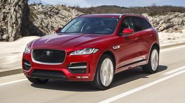 Jaguar Details 2019 F-Pace - New Tech And A 404kW SVR