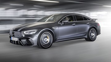 Mercedes-AMG's GT 63 S Edition 1, A 470kW 4-Door Brute