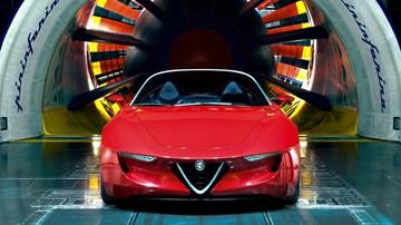 Alfa's New Models Include 5-Door Giulia Coupe, X5 SUV Rival