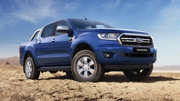 Raptor Performance Goes Wide In 2019 Ford Ranger