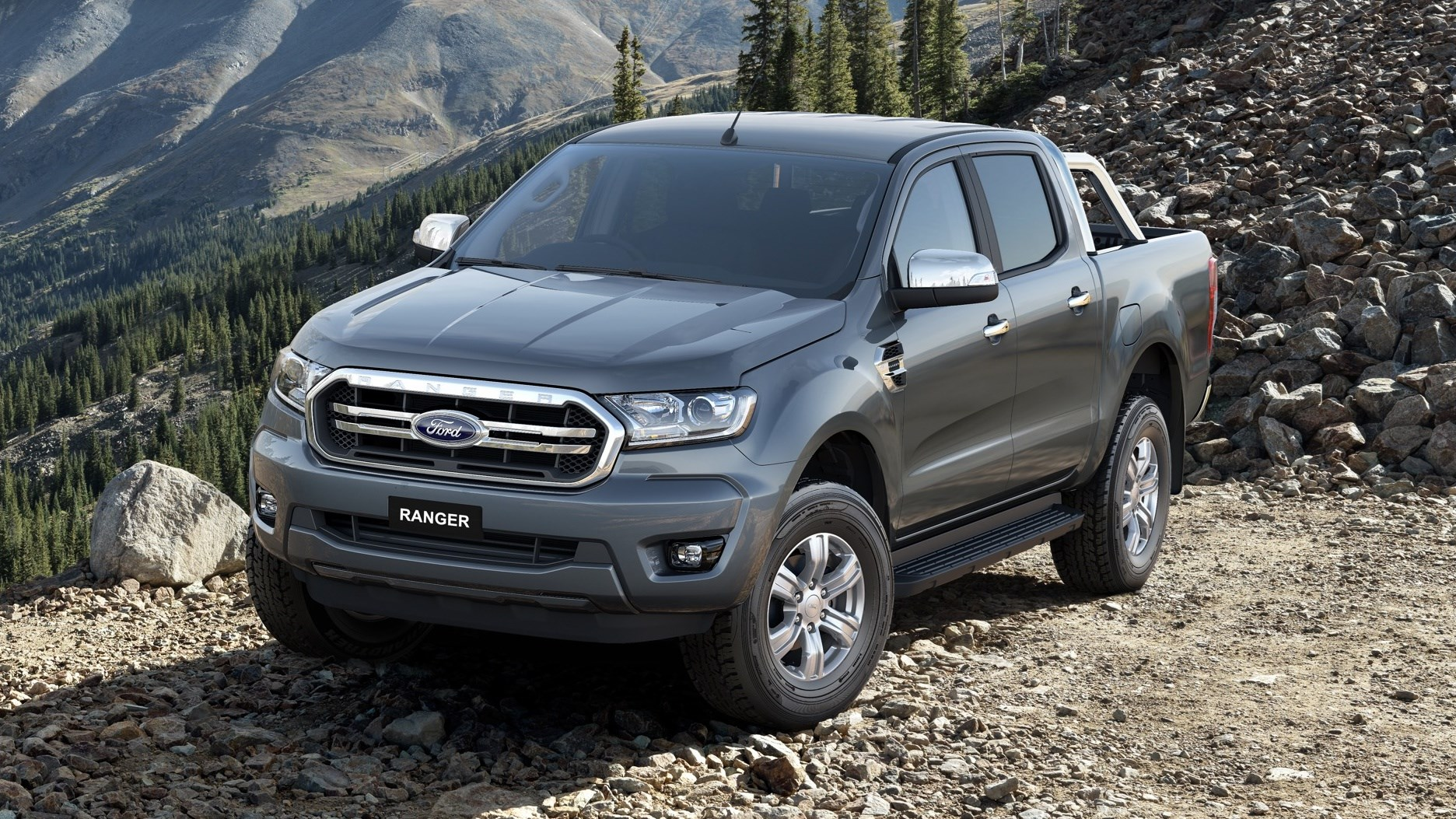 2019 Ford Ranger - Bi-Turbo Raptor Performance Goes Wide Thumbnail