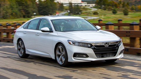 2018 Honda Accord - North America