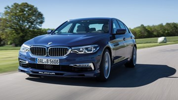 2018 Alpina B5 Bi-Turbo - International