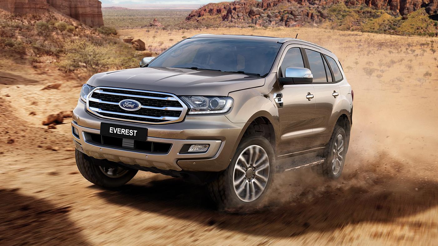 Ford Ranger Diesel >> News - 2019 Ford Everest Also Gets Raptor's Bi-Turbo Diesel