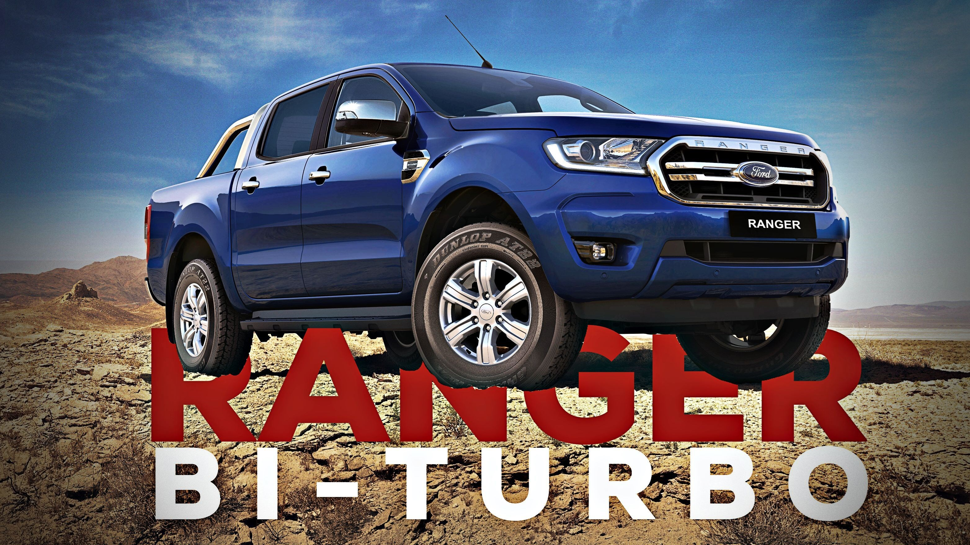 2019 Ford Ranger - Bi-Turbo Raptor Performance Goes Wide