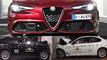 Alfa Romeo Stelvio, Giulia Bag 5-Star ANCAP Ratings– Gallery