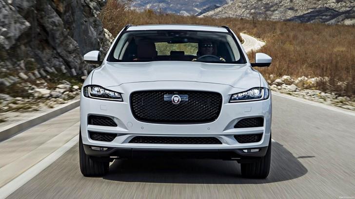 Jaguar J-Pace Set For 2021 Debut –Gallery