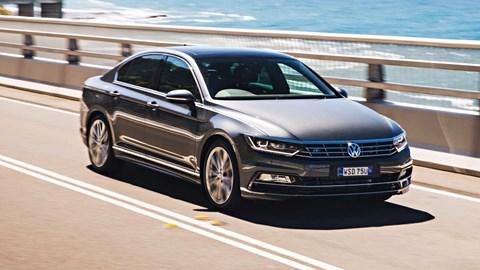 Volkswagen Kills Passat 206TSI To Make Room For Arteon – Gallery