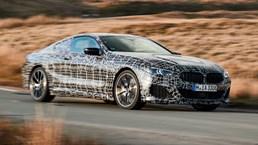 2019 BMW M850i - Testing - Wales