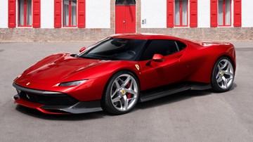 2018 Ferrari SP38 - One-Off