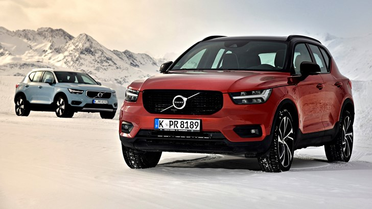 New Volvo V40 Incoming, Thanks To The XC40 – Gallery