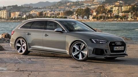 2018 Audi RS4 (B9) Avant