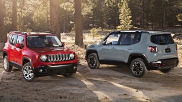 2019 Jeep Renegade To Be Extensively Reworked– Gallery