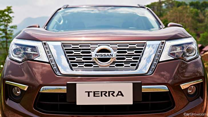 News 2018 Nissan Terra For Sea Unveiled
